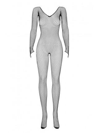 Сексуальный бодистокинг в сетку N109