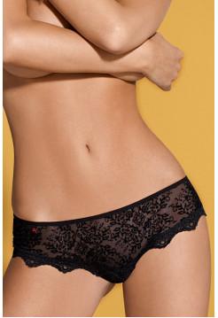 Сексуальные шортики с бархатным узором Emperita