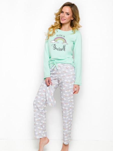Стильная женская пижама Maja 2226