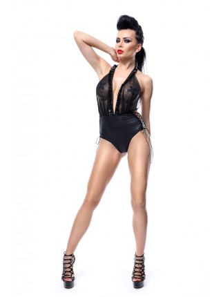 Сексуальное боди со шнуровкой Carmen Demoniq