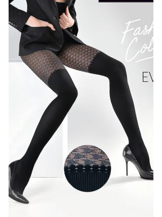 Фантазийные колготки с имитацией ботфорт Evita (60 den)