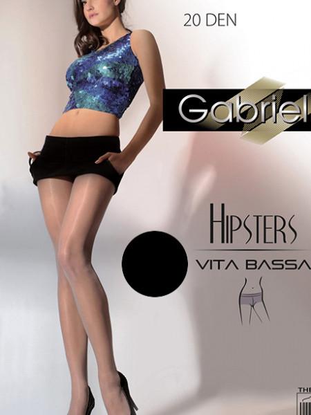 Колготки с заниженной талией Gabriella Hipsters (20 den)
