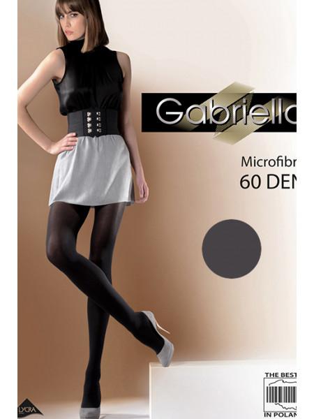 Гладкие классические колготки Microfibre (60 den)