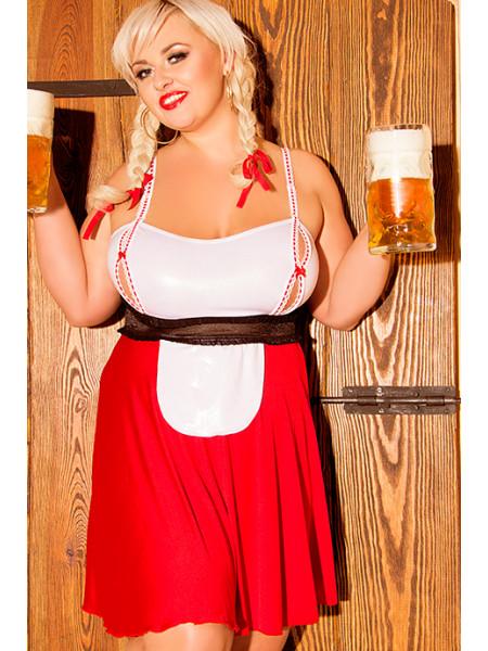 Костюм баварской девушки Andalea Heidi