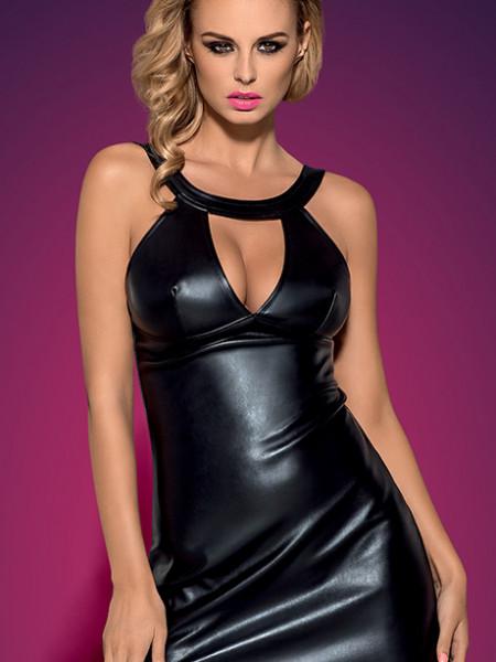 Эротическое платье под кожу Darksy dress