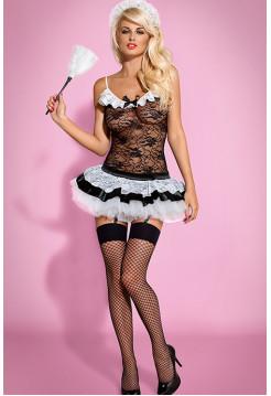 Соблазнительный костюм французской горничной Housemaid