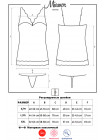 Сексуальная сорочка с кружевом Miamor