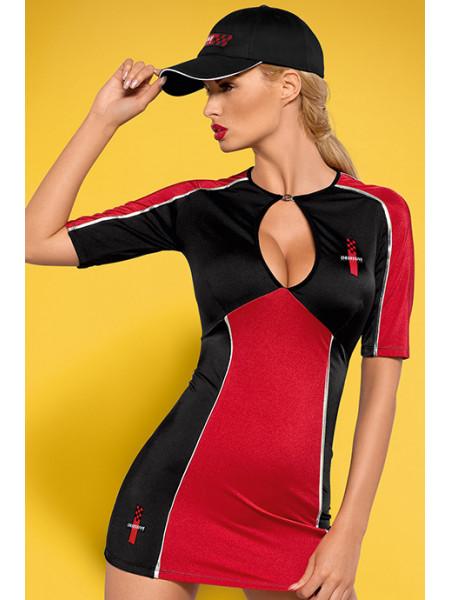 Игровой костюм гонщицы Rally dress
