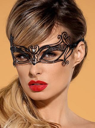 Сексуальная металлическая маска А702