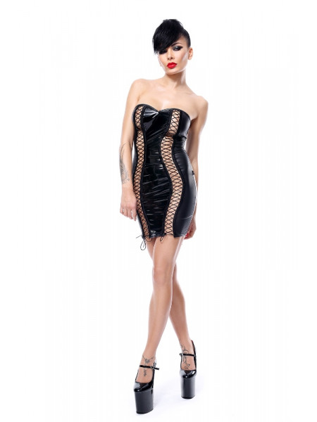 Сексуальное платье со шнуровкой Astrid Demoniq