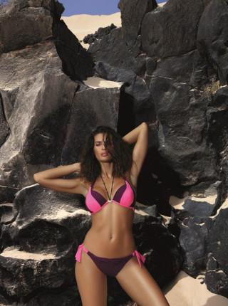 Красивый купальник с эффектными вставками Trish 458 Marko