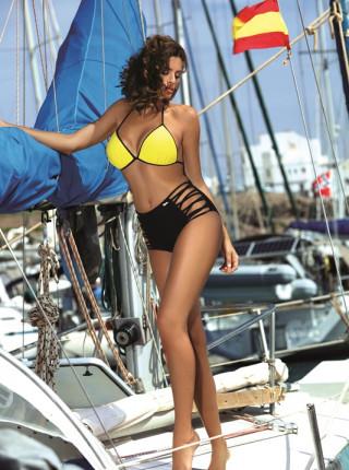 Красивый купальник с высокими трусиками Lisa 471 Marko