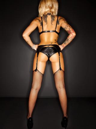 Сексуальный комплект с чулками Amanda Set Premium Demoniq