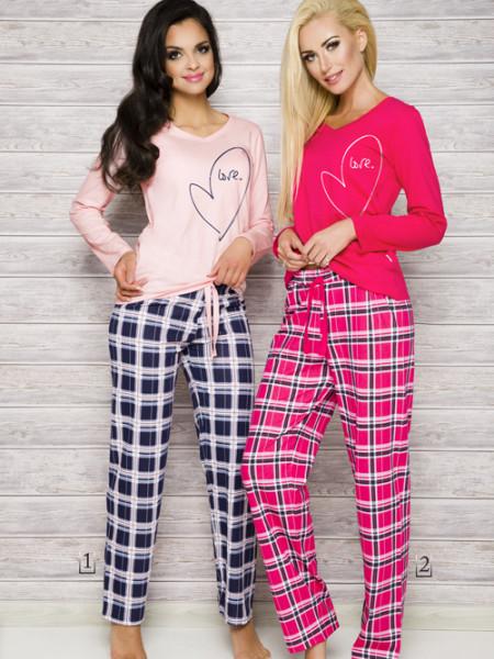 Яркая пижама Ida 2121 Taro