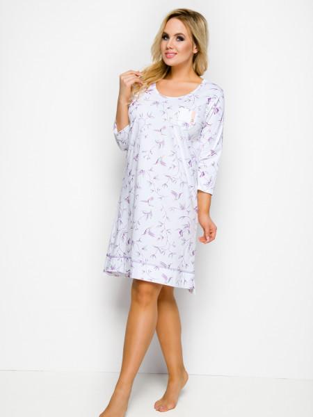 Стильная ночная рубашка Mela 2243 Taro
