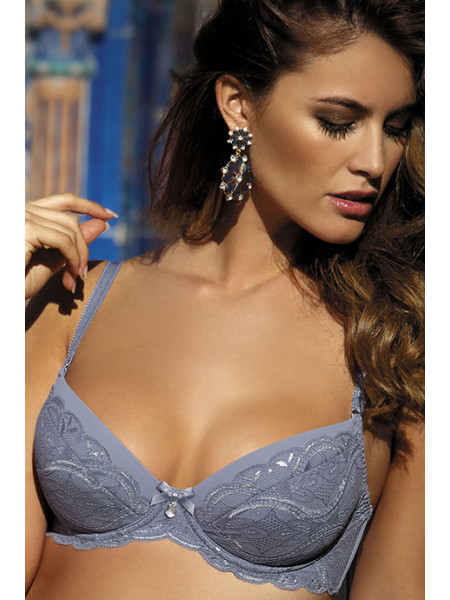 Бюстгальтер push up Kinga Moonstone PU-419