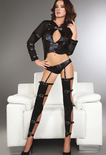 Дерзкий и сексуальный костюм Erna
