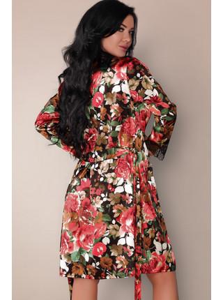 Комплект халат и сорочка Mariee