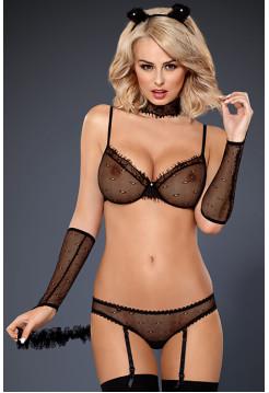 Эротический костюм сексуальной киски 836-CST-1