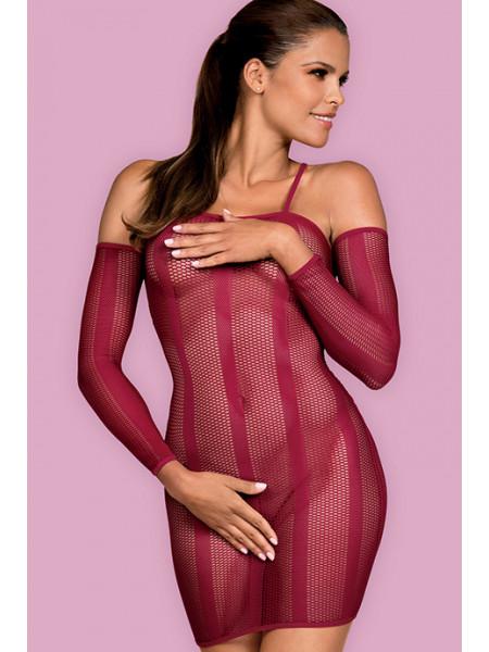 Эротическое полупрозрачное платье Dressie