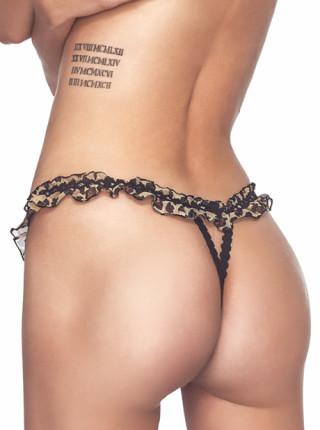 Сексуальные открытые стринги Daphnis