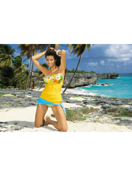 Яркий купальный костюм Laura Marko